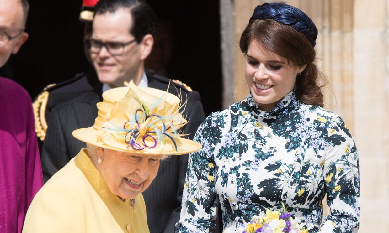 La otra tradición que Isabel II se perderá cuando nazca el hijo de Eugenia de York