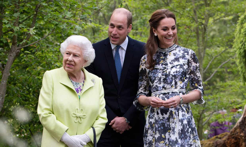 El detalle que Isabel II ha tenido con los duques de Cambridge en pleno confinamiento