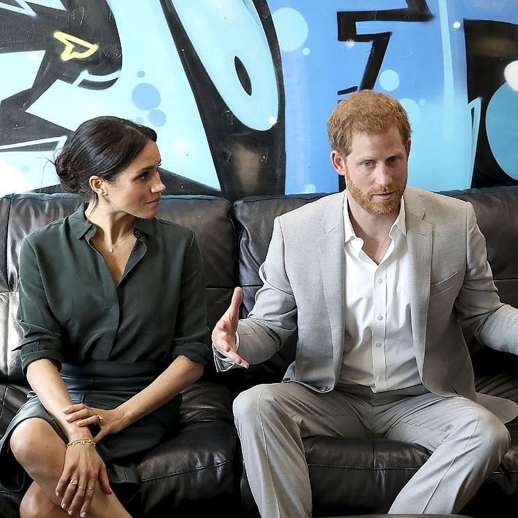 El príncipe Harry, contundente y sincero sobre su futuro regreso al mundo virtual con Meghan Markle