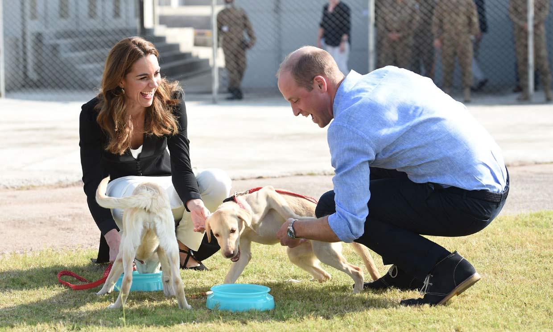 El precioso regalo de James Middleton a los duques de Cambridge que les ha hecho sonreír de nuevo