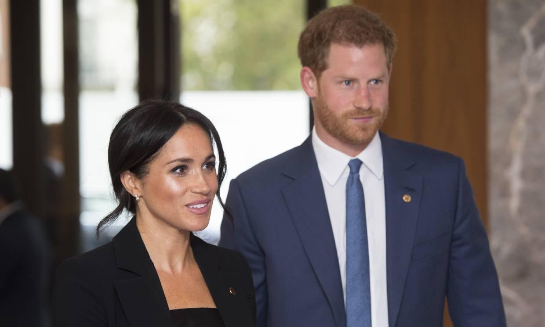 El príncipe Harry viajará a Londres ¿sin Meghan Markle ni Archie?