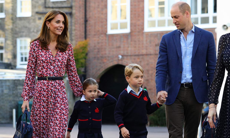 ¡De tal palo, tal astilla! Una presumida Charlotte le copia este gesto a su madre, Kate Middleton