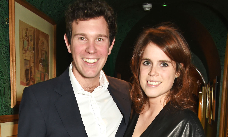 Eugenia de York y Jack Brooksbank ya son padres de su primer hijo