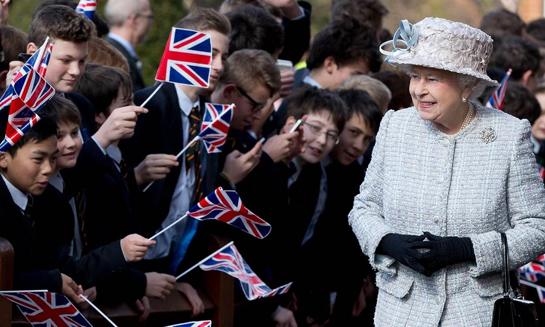 Todas las actividades del futuro colegio de Leonor que reveló la visita de Isabel II en 2014