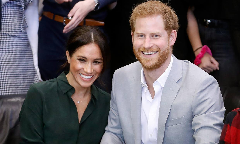 El príncipe Harry y Meghan Markle serán padres por segunda vez