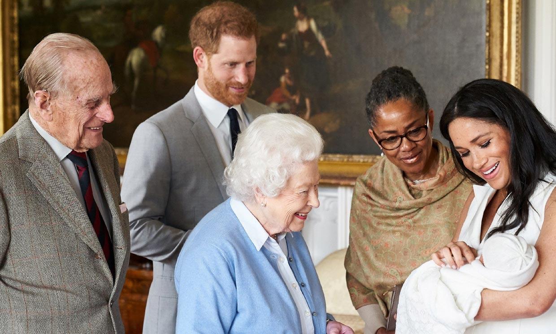FOTOGALERÍA: Conoce a los nueve bisnietos de la reina Isabel II