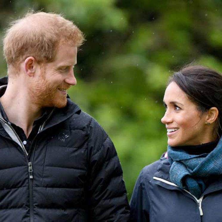 La reina Isabel y el príncipe Carlos felicitan a Harry y Meghan por su próxima paternidad