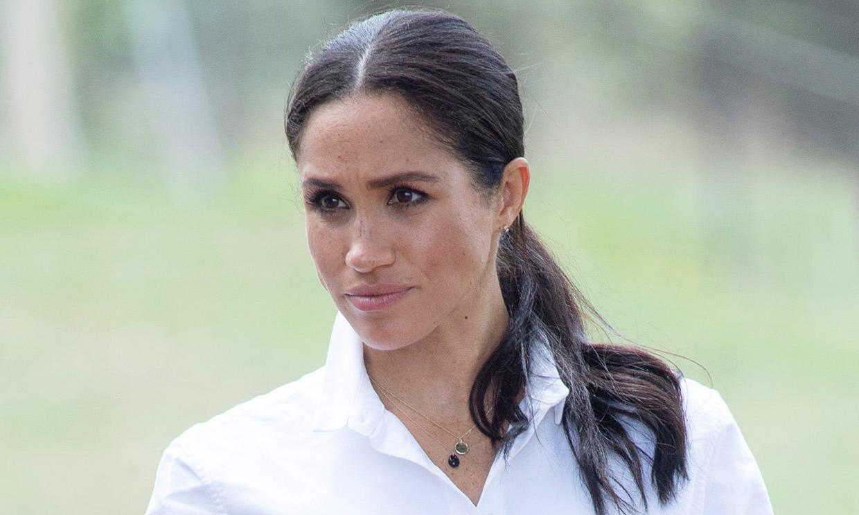 Meghan Markle responde a las acusaciones de 'bullying' del personal del Palacio de Kensington