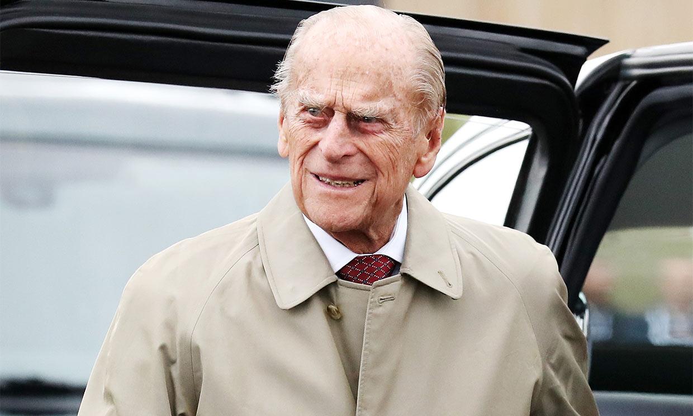 Felipe de Edimburgo ha sido operado del corazón