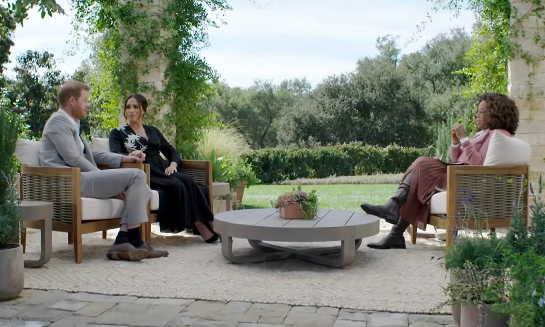 Invitada en su boda, vecina en California... Todo sobre la relación entre los duques de Sussex y Oprah Winfrey