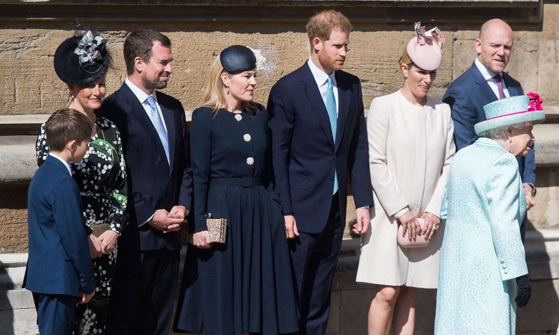 No solo Archie: estos son los miembros de la Familia Real que no tienen título de Príncipe