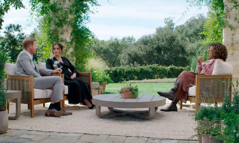 Harry y Meghan protagonizan una tierna foto con Archie tras sus explosivas declaraciones