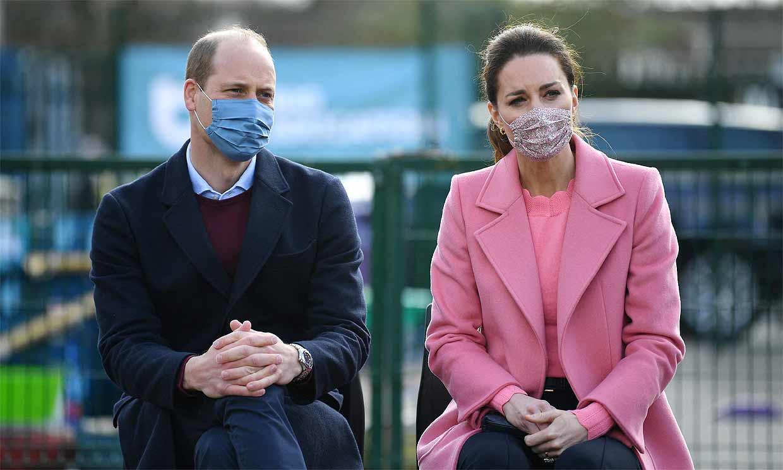 El príncipe Guillermo, sobre las declaraciones de su hermano y Meghan Markle: 'No somos para nada una familia racista'