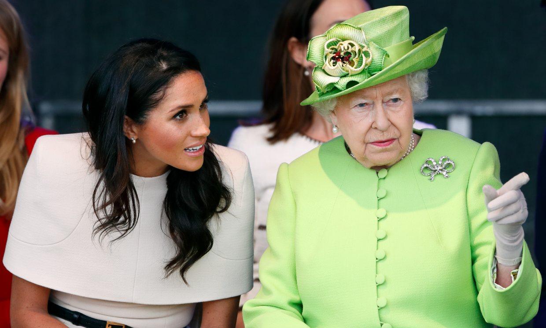 Isabel II cancela un importante acto al que había invitado a los duques de Sussex
