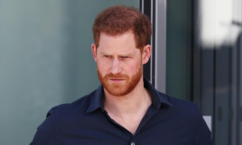 El príncipe Harry habla de la muerte de su madre a niños que han sufrido lo mismo: 'Dejó un vacío enorme en mí'