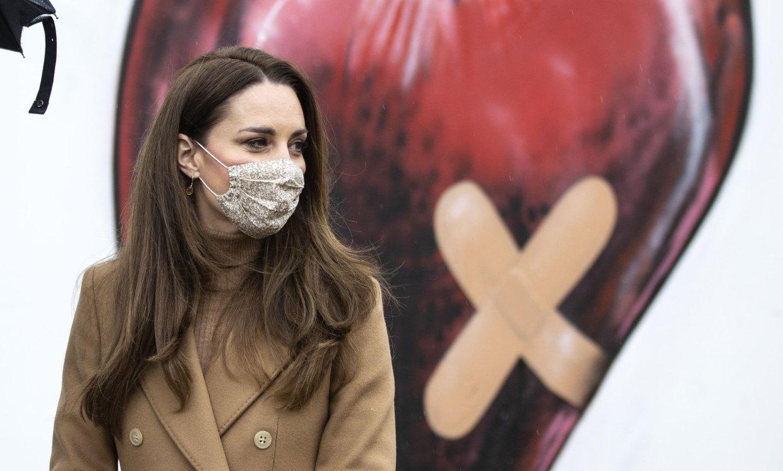 El detalle de Kate Middleton con la familia de Sarah Everard, cuyo asesinato ha conmocionado al país