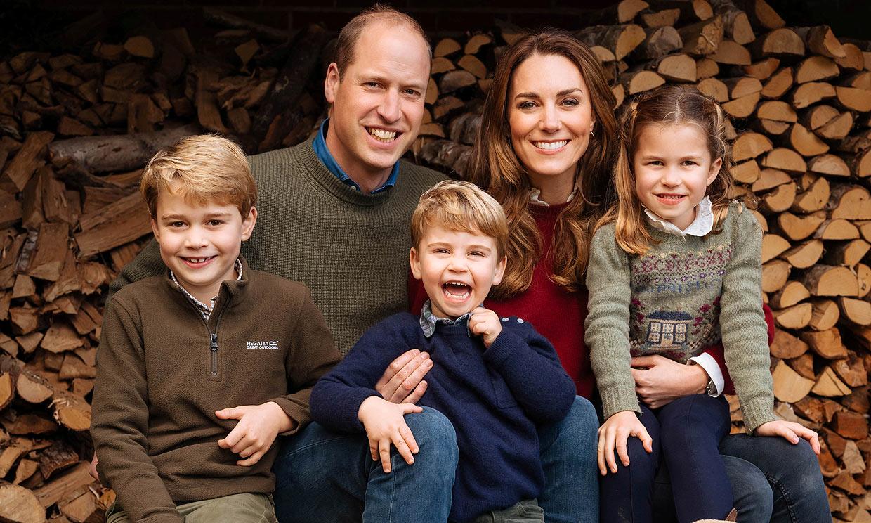 Los hijos de los duques de Cambridge siguen la tradición de los Windsor que apasiona especialmente a Isabel II