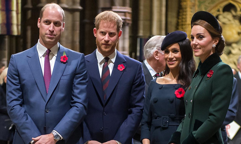 El tributo a Diana de Gales logra unir a los príncipes Guillermo y Harry en un importante acuerdo