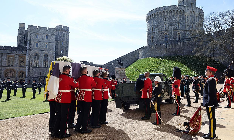 Los lazos del duque de Edimburgo con el castillo de Windsor, un lugar histórico en el que se celebra su funeral