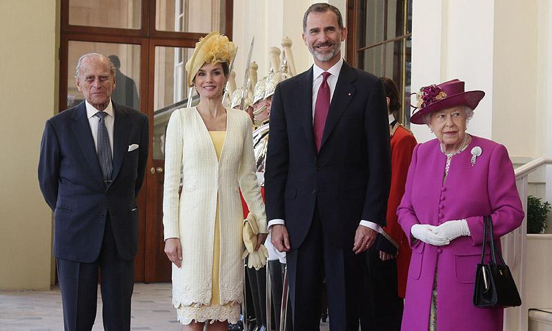 El mensaje de condolencia de los Reyes: 'Querida tía Lilibet, hemos sentido una profunda tristeza al recibir la noticia del fallecimiento de nuestro querido tío Philip'