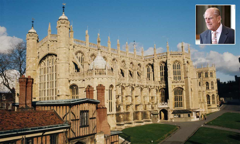 La despedida del duque de Edimburgo será en Windsor y sin funeral de Estado