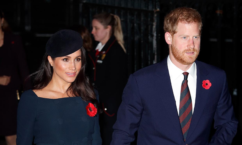 El príncipe Harry prepara su regreso a Londres sin Meghan Markle para dar el último adiós a su abuelo