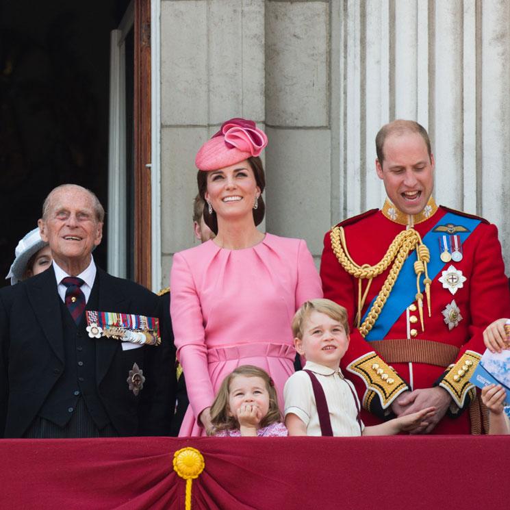 Los duques de Cambridge hacen un cambio solemne en sus perfiles sociales para honrar a Felipe de Edimburgo