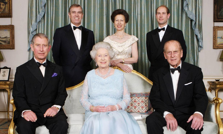 Los cuatro hijos de Felipe de Edimburgo, protagonistas de un homenaje televisivo a su padre