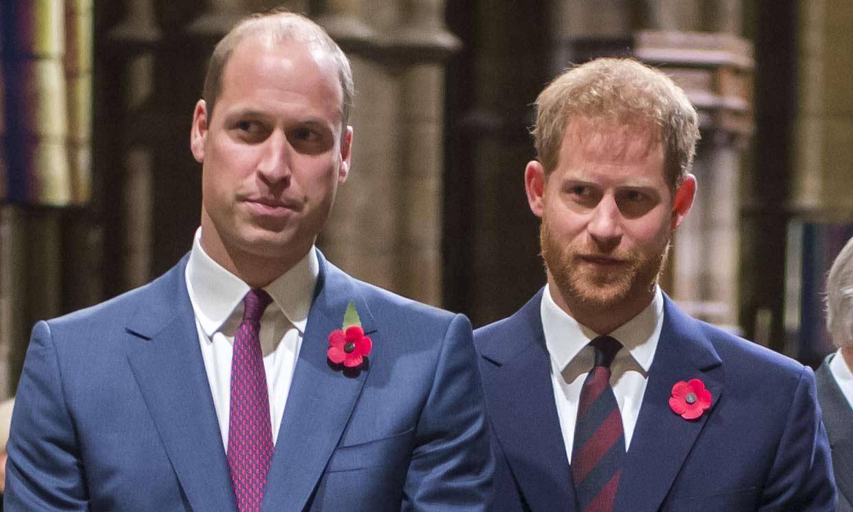 Los príncipes Guillermo y Harry volverán a reunirse tras un año de distanciamiento