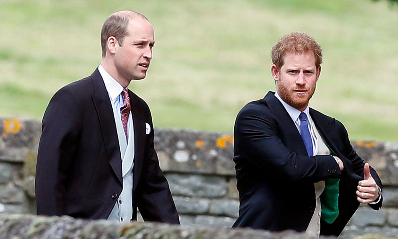 El príncipe Harry pasará la cuarentena en Londres muy cerca de su hermano Guillermo