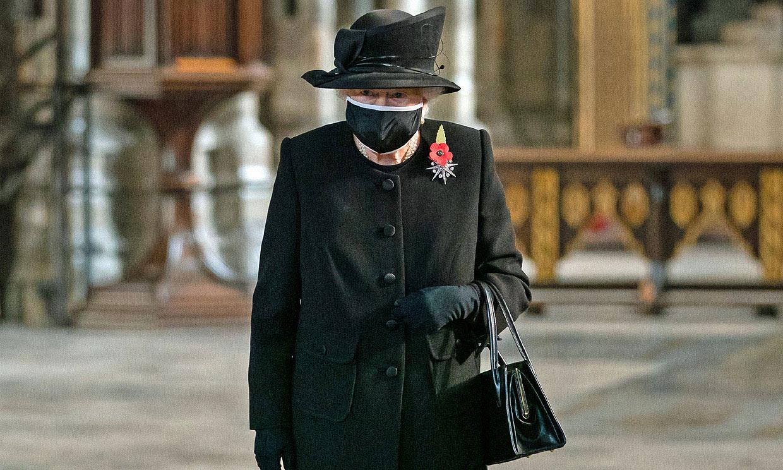 Isabel II retoma sus obligaciones reales en Palacio tras la muerte de Felipe de Edimburgo