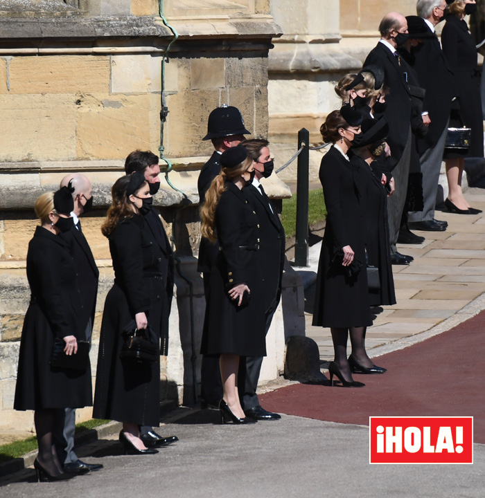 30 personalidades para despedir al duque de Edimburgo