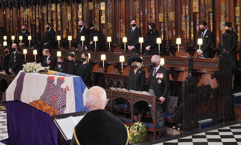 Cómo la crisis sanitaria y las circunstancias familiares han modificado el funeral del duque de Edimburgo