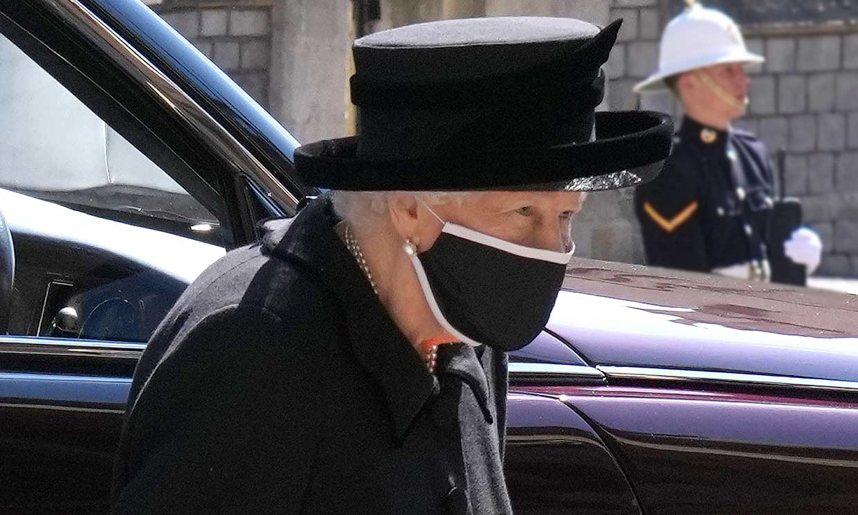 Isabel II agradece el cariño y apoyo que ha recibido tras la muerte del duque de Edimburgo