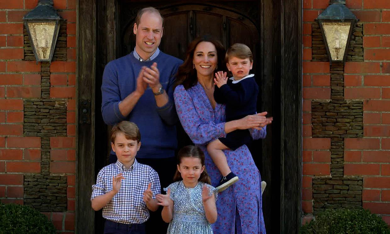 Louis de Cambridge ya ha comenzado en la guardería: recordamos el primer día de George y Charlotte