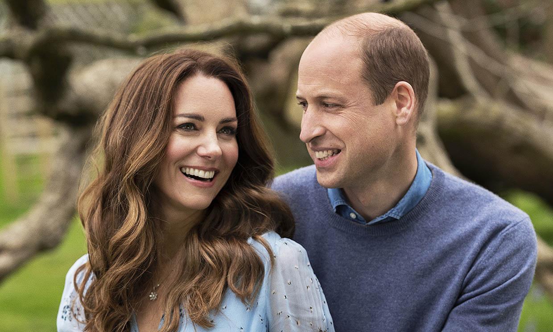 Los duques de Cambridge conmemoran su 10 aniversario de boda con imágenes llenas de amor y complicidad