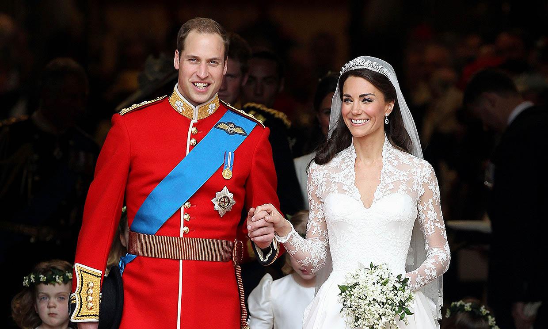 Revivimos los 5 momentazos de la boda de los duques de Cambridge