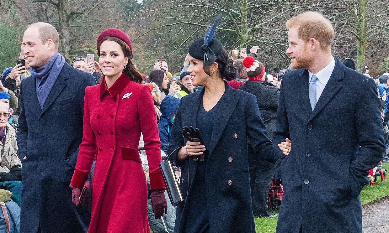 Un paso más cerca de la reconciliación: Harry y Meghan felicitan a los duques de Cambridge por su décimo aniversario