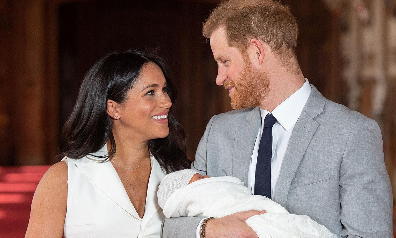 ¡Qué mayor! Los duques de Sussex comparten una nueva imagen de Archie por su cumpleaños