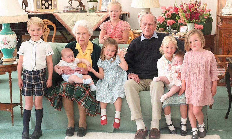 Los duques de Cambridge cuentan cómo están afrontando sus hijos la pérdida de Felipe de Edimburgo