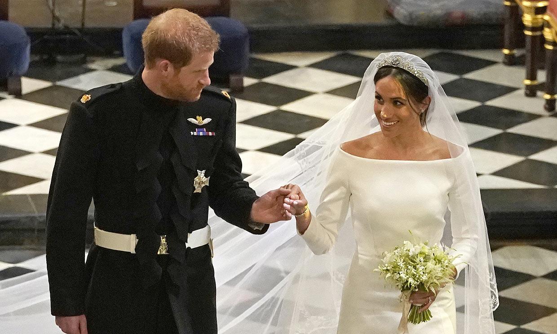 Las expectativas no cumplidas tres años después de la boda del príncipe Harry y Meghan Markle