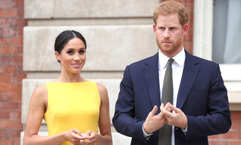 El príncipe Harry considera que la historia de su madre se estaba repitiendo con Meghan