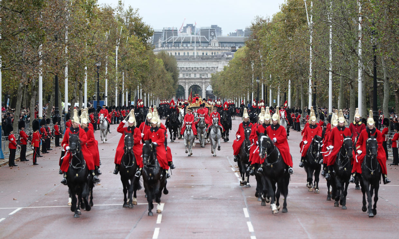 Isabel II celebrará por todo lo alto sus 70 años en el trono