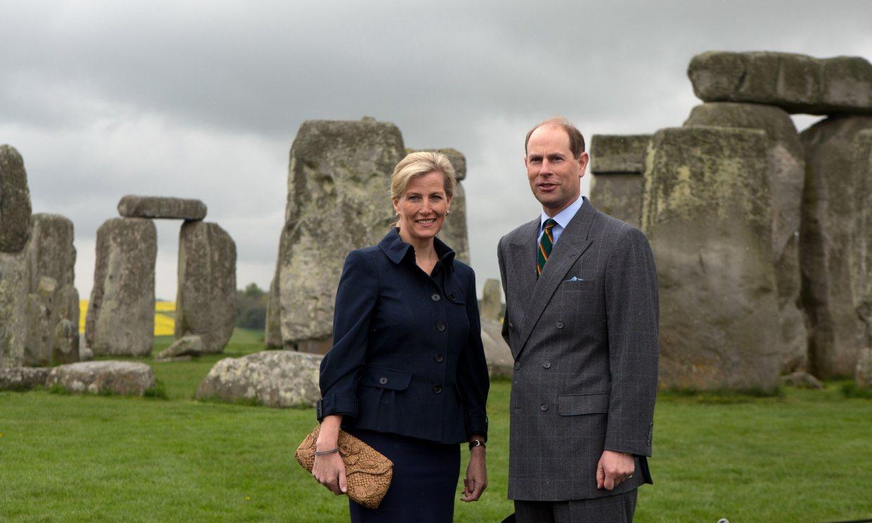 'Cuando el tiempo se detuvo', los condes de Wessex recuerdan el momento más emotivo del funeral del duque de Edimburgo