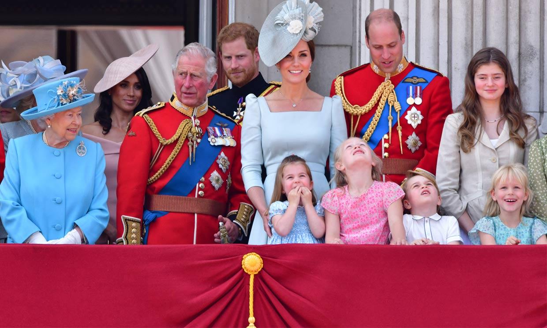 Una nueva bisnieta para Isabel II ¡y ya van once!