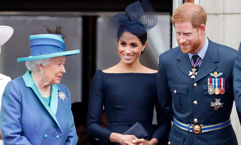 Una videollamada para conocer a Lilibet y una invitación: el acercamiento entre Isabel II y su nieto Harry