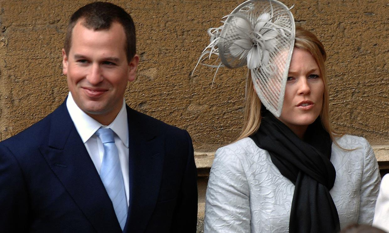 Peter Phillips, nieto de Isabel II, oficializa su divorcio tras llegar a un acuerdo con su ex