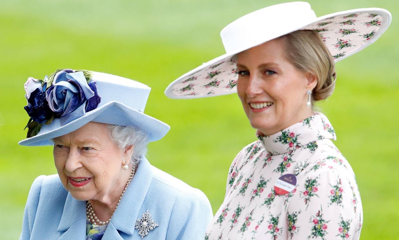 La condesa de Wessex, la discreta nuera de Isabel II, cada vez con más protagonismo