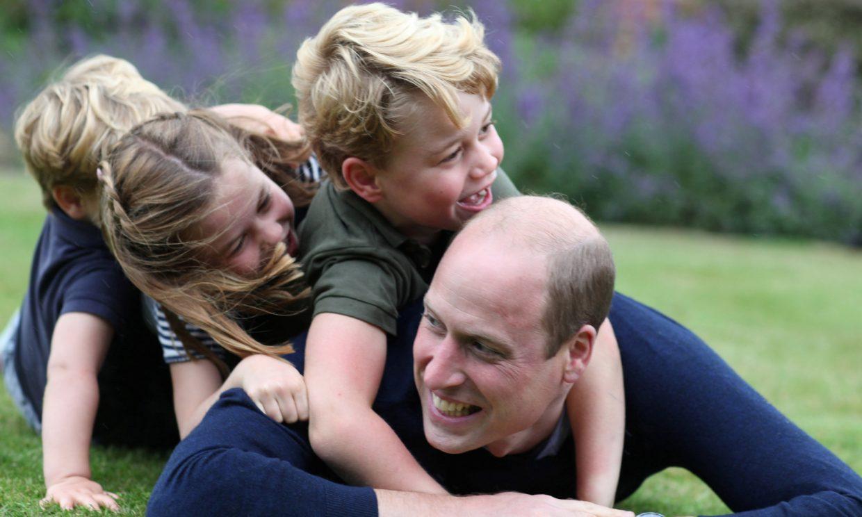 Los duques de Cambridge celebran el Día del Padre con un importante recuerdo y una foto inédita