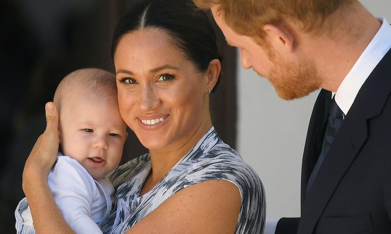 Meghan Markle desvela que tiene en su hijo Archie al mayor fan de su libro infantil: 'Le encanta'